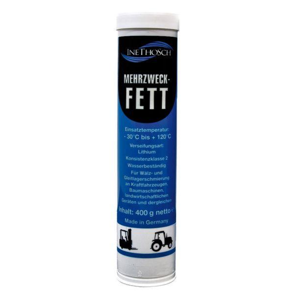 Fettkartusche Mehrzweckfett IneThoSch 1x400g Lithium Fett Schmierfett